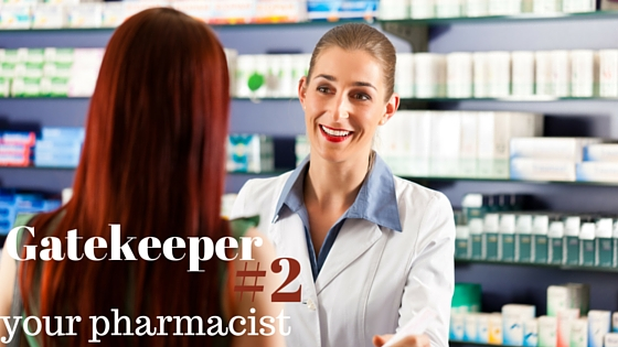 Gatekeeper #2 Pharmacist