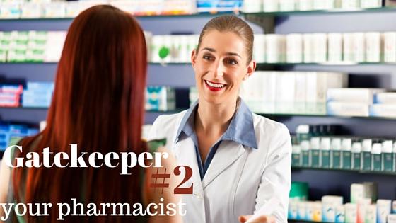 Gatekeeper #2 Pharmacist